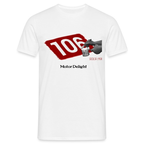 MD 106TF58 png - T-shirt Homme