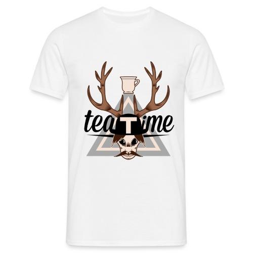 Logo TeaTime - T-shirt Homme