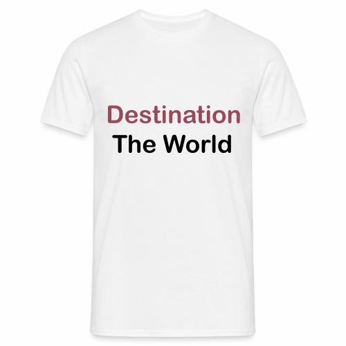 T Shirt design 2 - T-shirt Homme