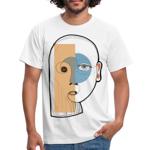 portrait - Maglietta da uomo