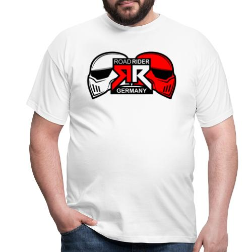 RoadRider | White I - Männer T-Shirt