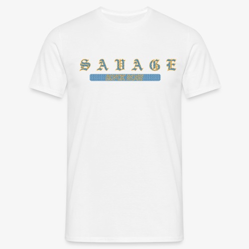 SAVGE1 - Koszulka męska