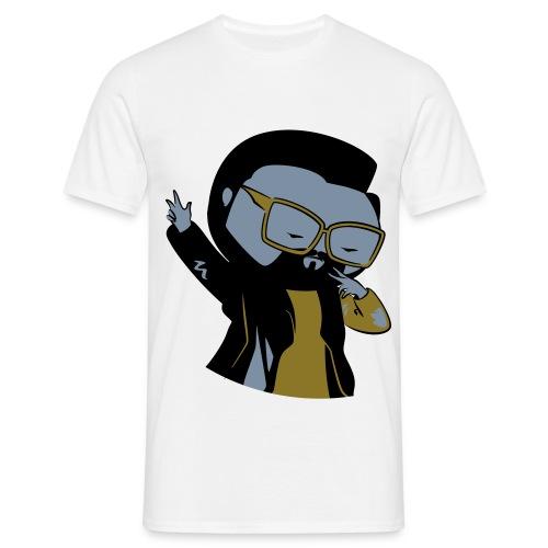 Cartoon Will.i.am - Scream & Shout - Mannen T-shirt