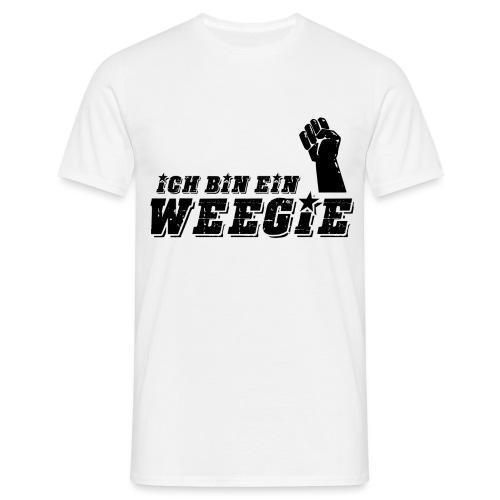 Ich Bin Ein Weegie - Men's T-Shirt