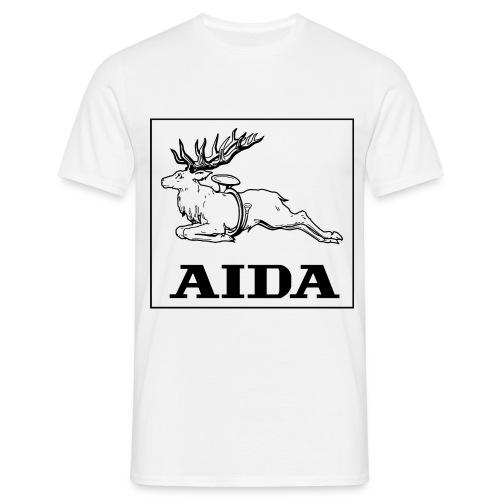Hirsch AIDA - Männer T-Shirt