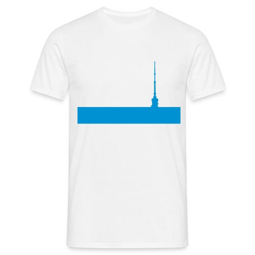 Fernsehturm Berlin - Männer T-Shirt