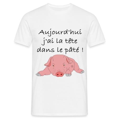 cochon - T-shirt Homme