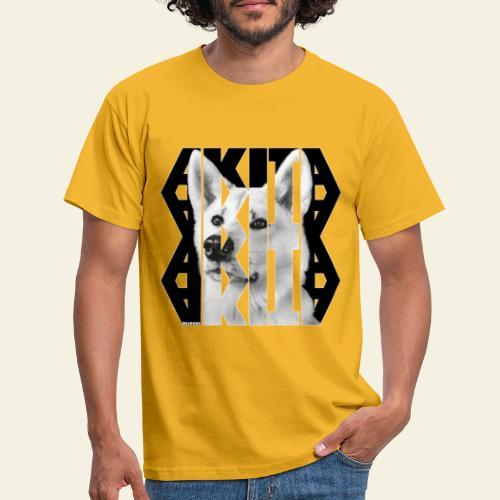 Akita NASSU II - Miesten t-paita