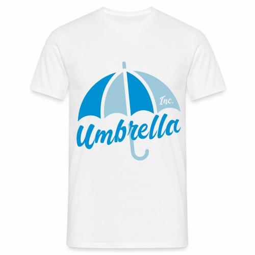 Umbrella Inc. Tipo under logo - Camiseta hombre