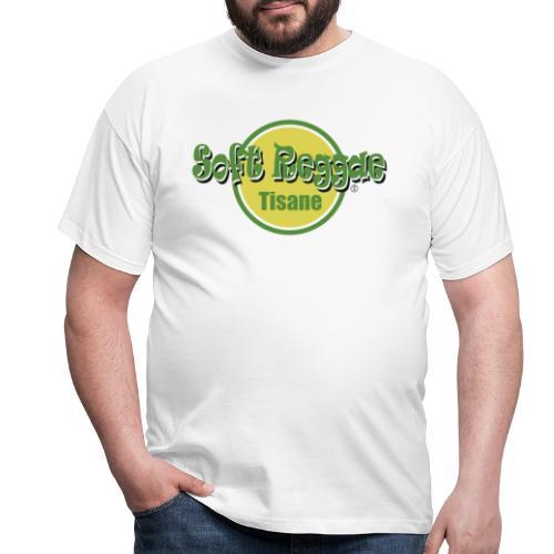 soft reggae tisane (fort contraste) - T-shirt Homme
