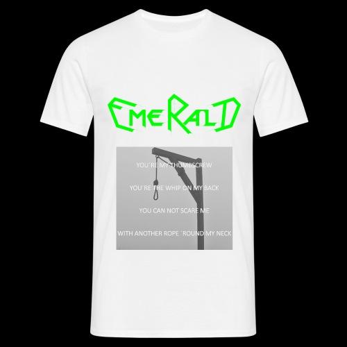 Emerald - Männer T-Shirt