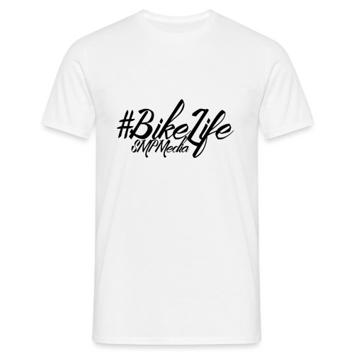 Bike Life - Men's T-Shirt