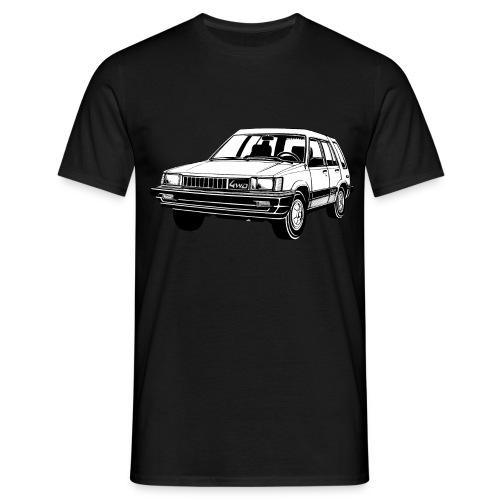 Tercel 4WD illustration - Autonaut.com - Men's T-Shirt