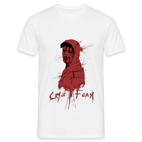 cry of fear 5 - Men's T-Shirt