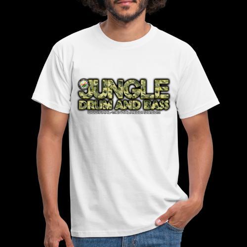 VMR Jungle Drum and Bass TrackTop - Men's T-Shirt