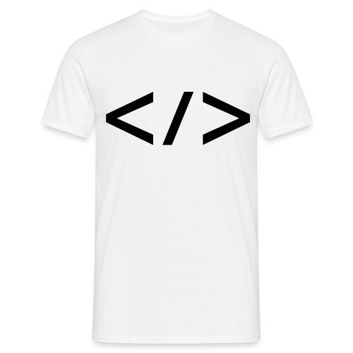 Webdev - Männer T-Shirt