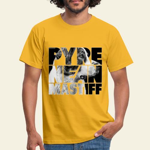 Pyrenean Mastiff II - Miesten t-paita