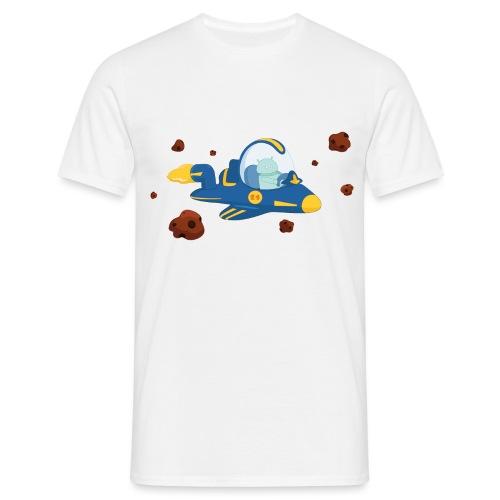 Voyageur de l'espace - T-shirt Homme