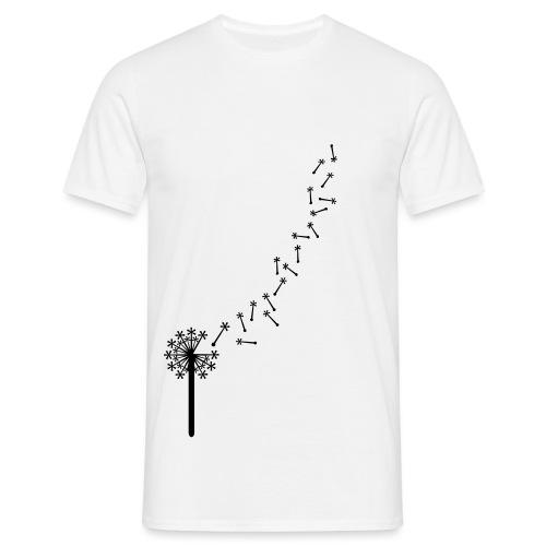 Go Dandelion Go! - T-shirt herr