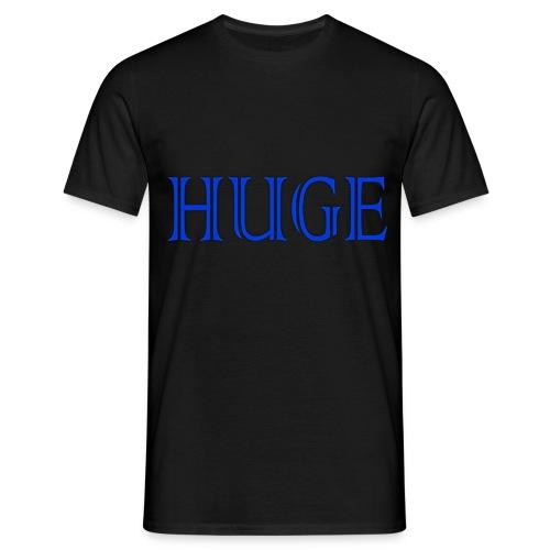 HUGESHIT png - Mannen T-shirt