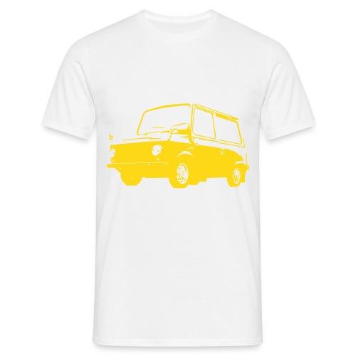 Kalmar Tjorven (utan text) - T-shirt herr