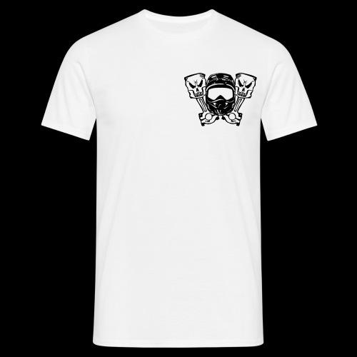 sma schwarz ohne text png - Männer T-Shirt