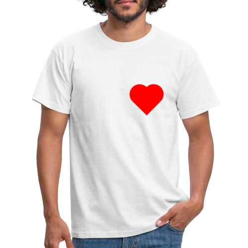 Heart - T-shirt Homme