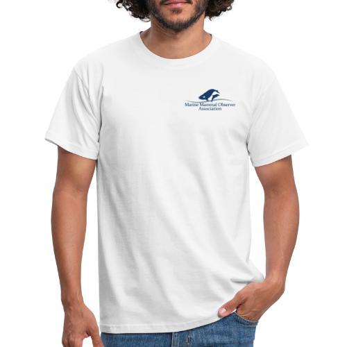 Environmental Advisor identifer MMOA logo blue - Men's T-Shirt