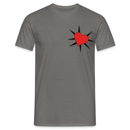 LOVE ME HURTS - Camiseta hombre