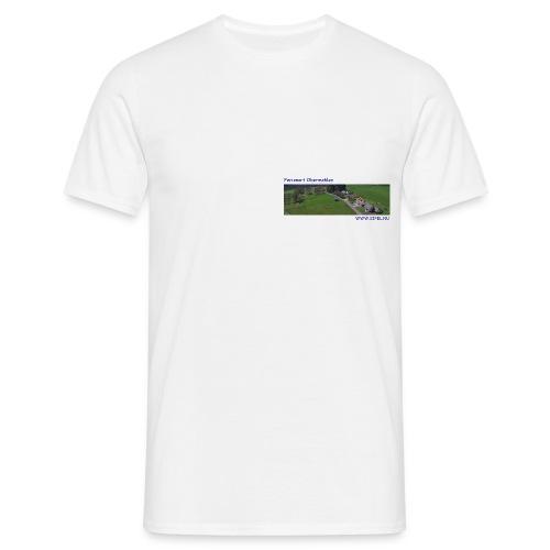 Ferienort Obermehlen - Männer T-Shirt