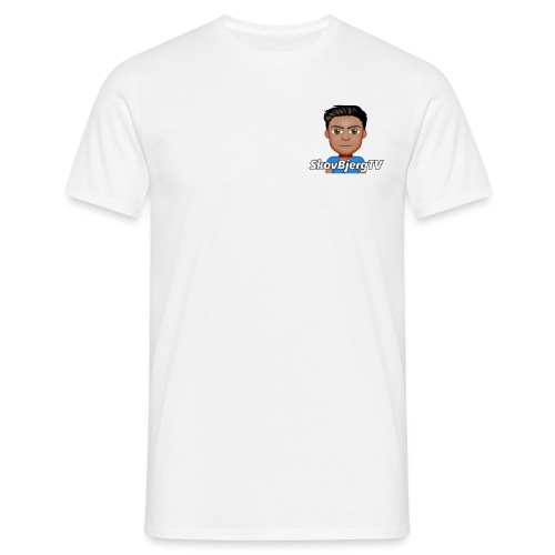 Speciel edition SkovBjergTV merch (mod og v.i.p.) - Herre-T-shirt