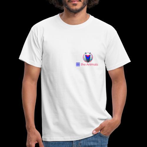 Safe the Animals Kollektion - Men's T-Shirt