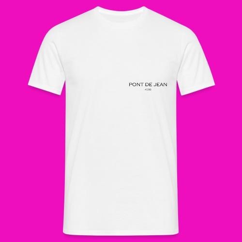 pontdejean - Männer T-Shirt