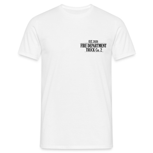 Truck Co.2 - BLACK - Herre-T-shirt