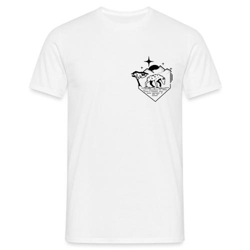 Hyena - Mannen T-shirt