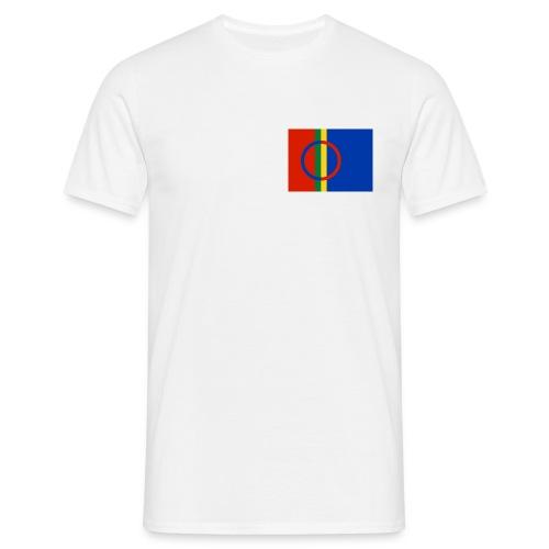 800pxsami flagsvg - Men's T-Shirt