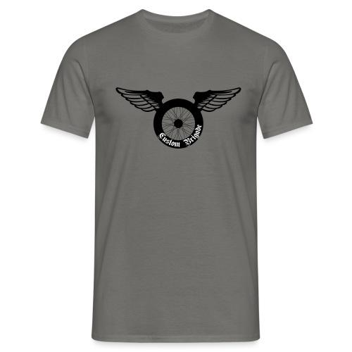 roue aile - T-shirt Homme