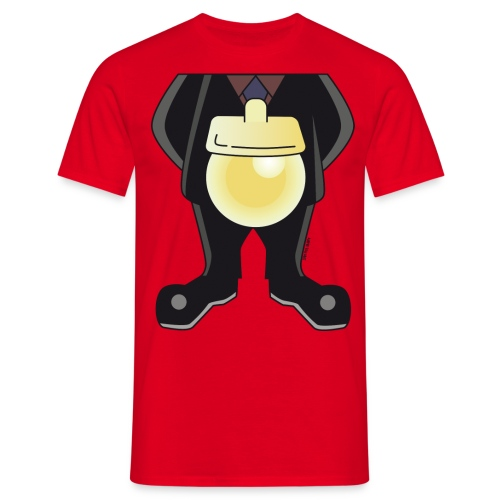 Hitman Reborn Cosplay - Men's T-Shirt