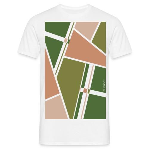 d'shapes Treetop Woodbine - Maglietta da uomo