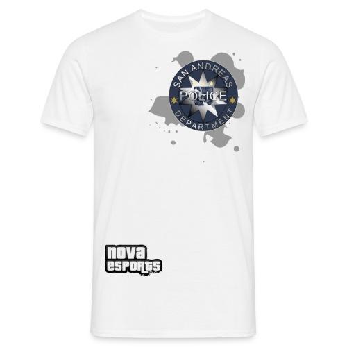 sapd - Männer T-Shirt