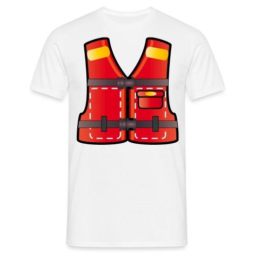 Gilet de sauvetage - VFI - T-shirt Homme