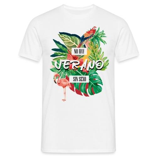 TEMPORADA DE VERANO3 - Camiseta hombre