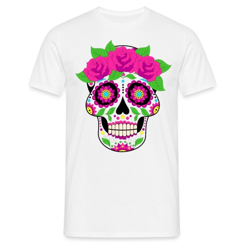 Día de los Muertos - Camiseta hombre