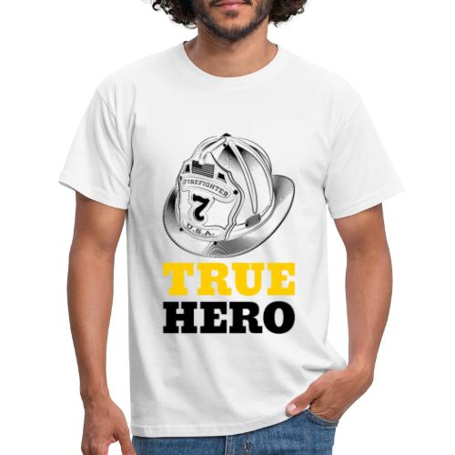 True Hero - Männer T-Shirt