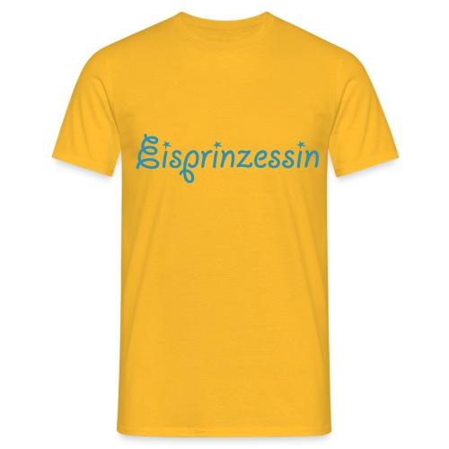 Eisprinzessin, Ski Shirt, T-Shirt für Apres Ski - Männer T-Shirt