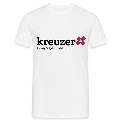 kreuzer Logo - Männer T-Shirt