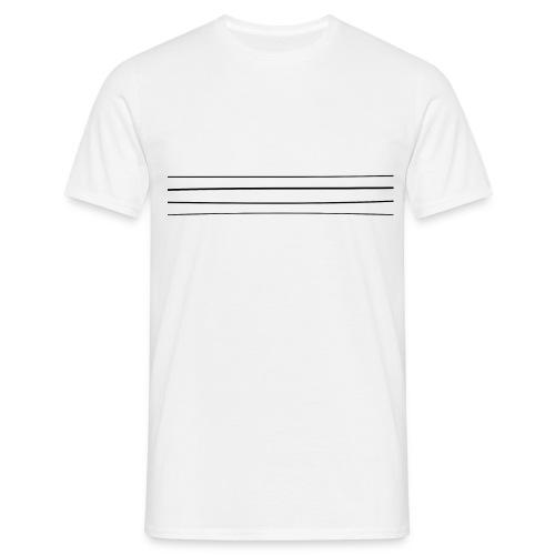 Re-entrant Womens White Tshirt - Men's T-Shirt