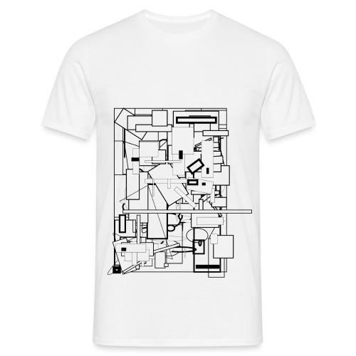 Entrelacé - T-shirt Homme