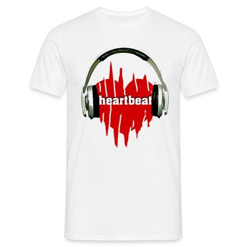 heartbeat 3 - Männer T-Shirt
