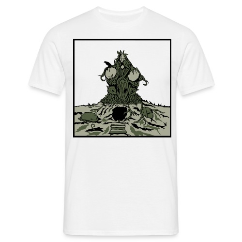Tree of Ages - Men's T-Shirt
